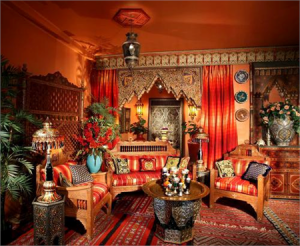 Moroccan Home Decor
